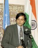 Official Web Site of Author Shashi Tharoor