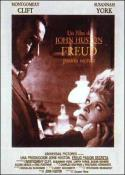 John Huston: <i>Freud, pasión secreta</i> (1962)